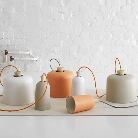 Suspension design -La suspensionFuse 2 by Note Design Studio