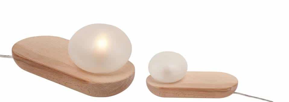 lampe d'appoint design Dew