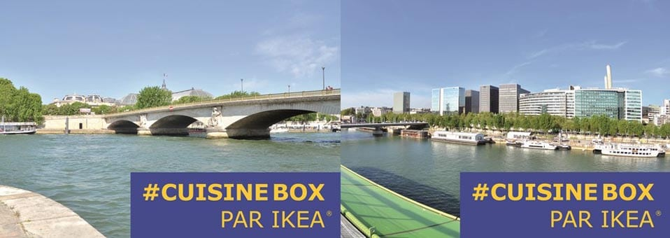 Cuisine Box IKEA