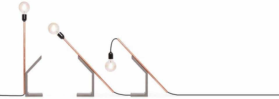 lampe Magno Tube Doreen Westphal