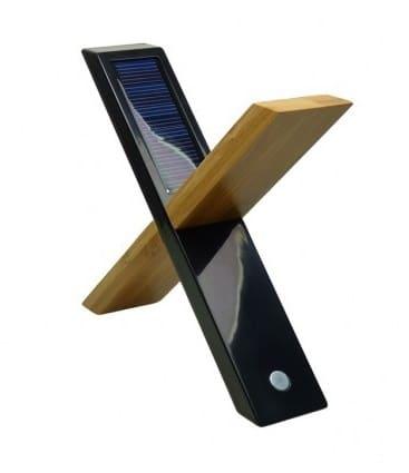 lampe solaire de table