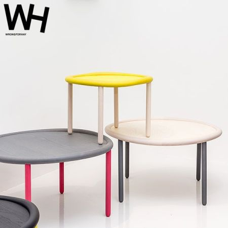 Tables basses originales - Serve de Sebastian Wrong