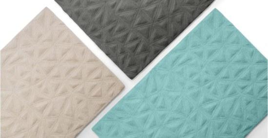 Le tapisgéométrique Tekari