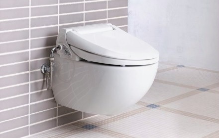 WC lavant Geberit AquaClean 4000