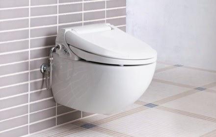 WC lavant Geberit AquaClean 4000
