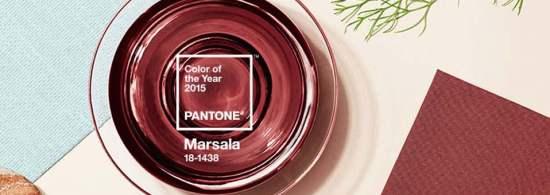 couleur de l'année Pantone 2015