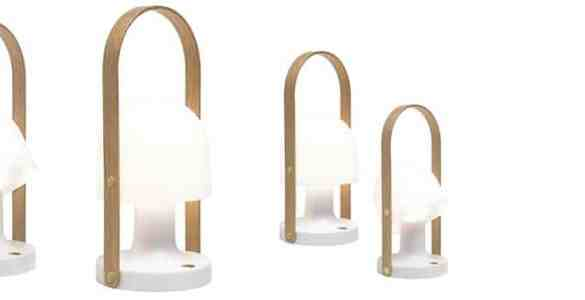 lampe LED FollowMe Inma Bermúdez