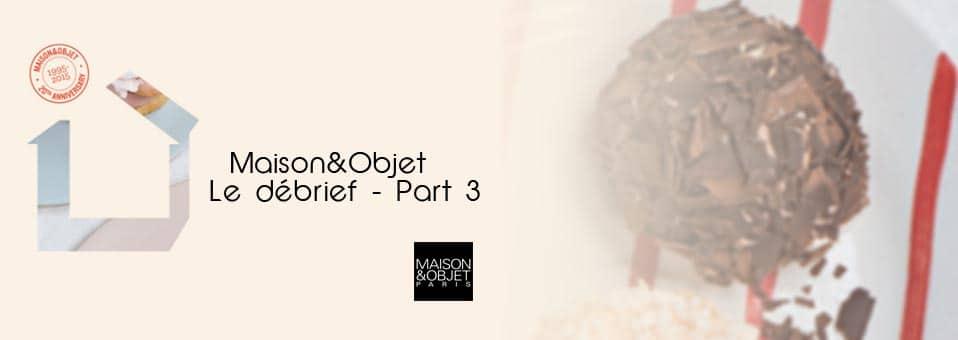 salon Maison et Objet #MO15