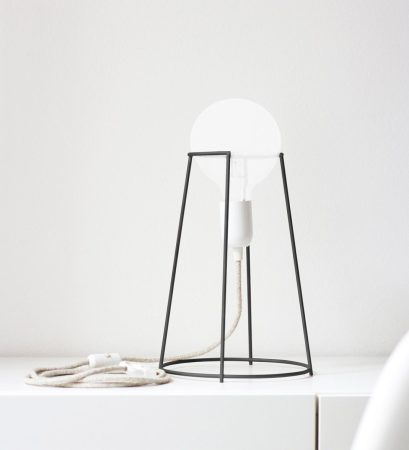 lampe Agraffe Giulia Agnoletto