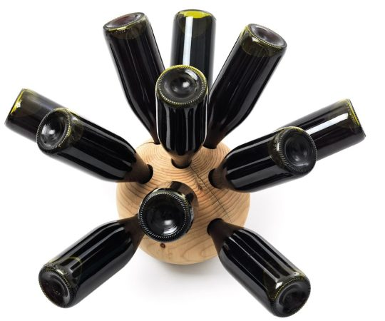 porte-bouteilles Winebowl Cory Grosser