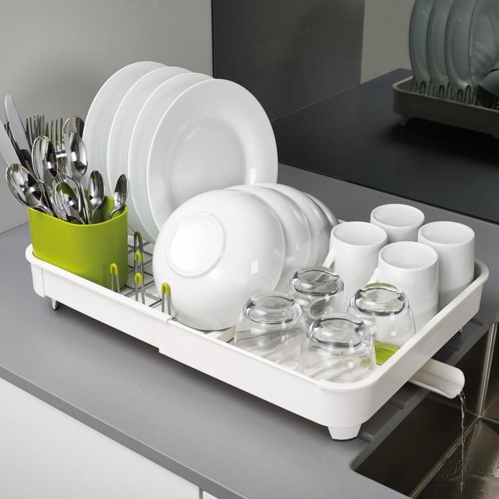 égouttoir à vaisselle Extend Joseph Joseph