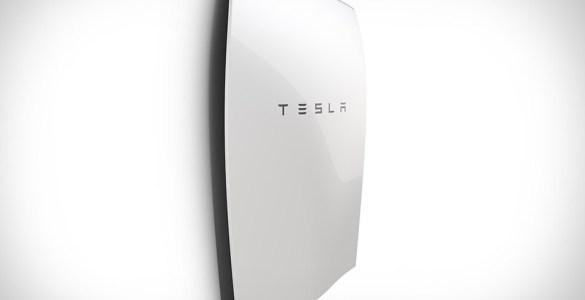 Tesla Powerwall batterie maison