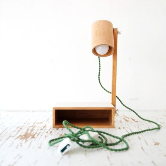La lampe de chevet originale Mikolo de Ekobo