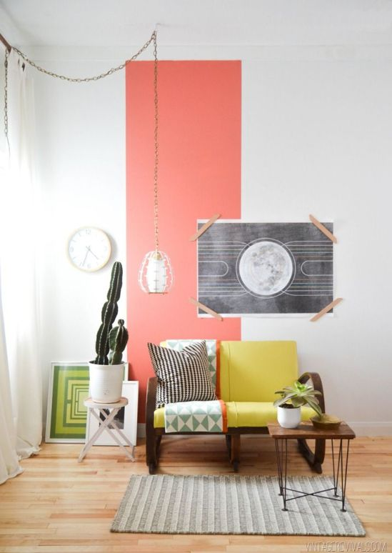 Idée déco pour chambre couleur