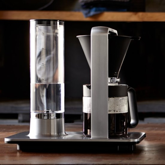 Tim Wendelboe machine a cafe Wilfa Precision