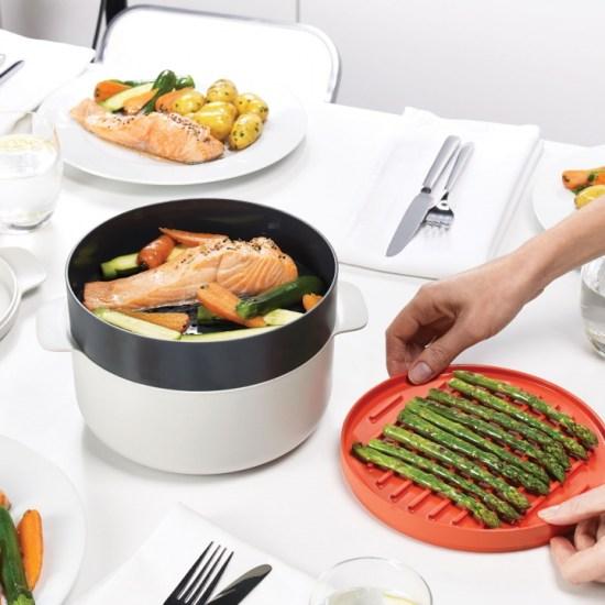 M-Cuisine - Joseph Joseph imagine des plats pour votre micro-onde