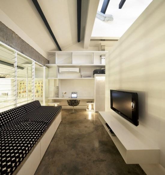 loft design singapour