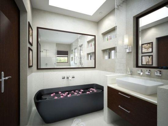 Pensez à décorer votre salle de bain