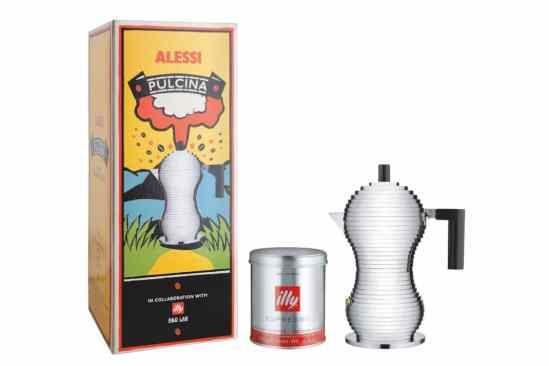 Machine à café expresso Pulcina by Michele de Lucchi