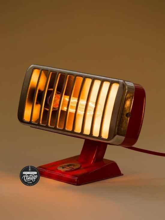 Mon Ampoule Vintage lampe radiateur Thermor