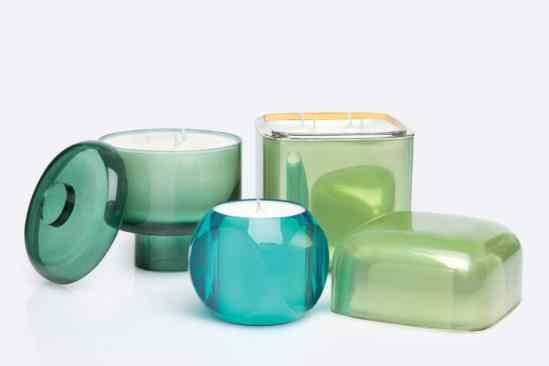 bougie parfumee Oyster Kartell Fragrances Ferruccio Laviani