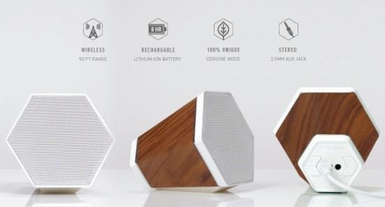 Enceintes design - The Outlier 1
