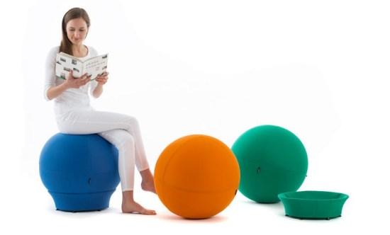 The Ball Single siège sphérique