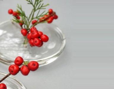 DIY Noël centre de table