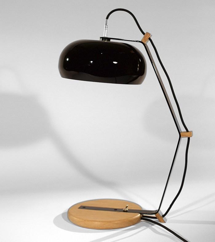 Lampes designs :Rhoda TBL deLampari Julien Mauviel 1