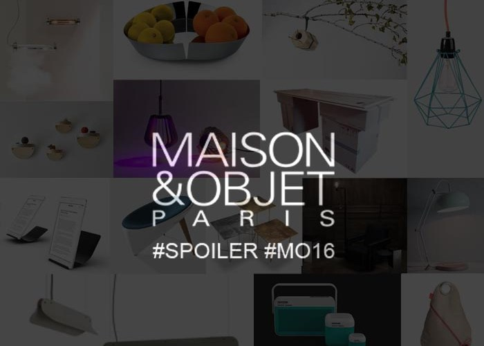 Maison&Objet Janvier 2016