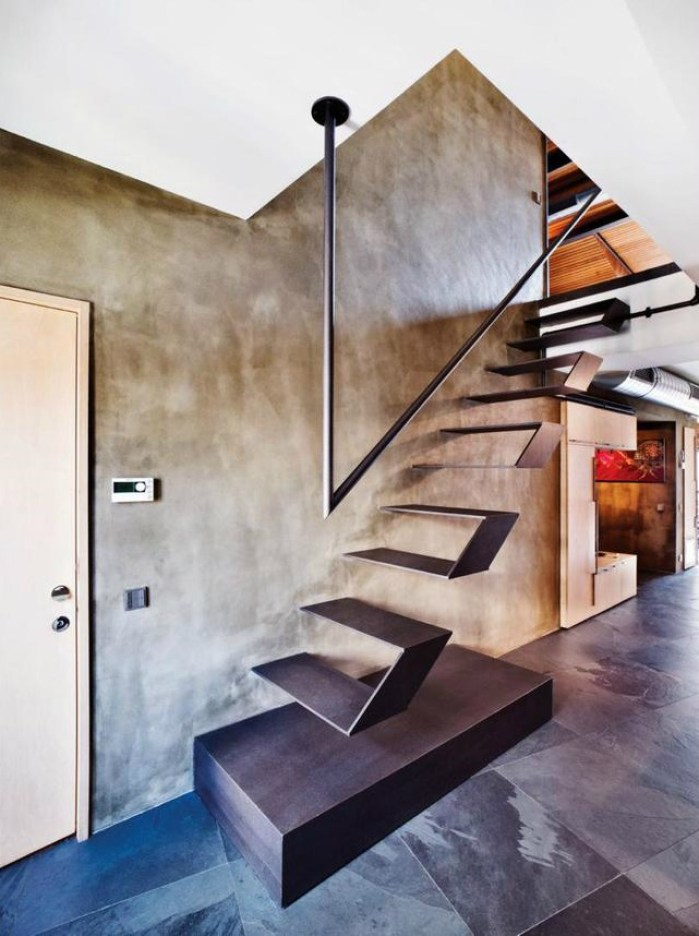 Ofist a aussi créé un escalier œuvre d'art