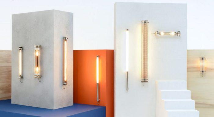 Sammode Studio luminaires industriels