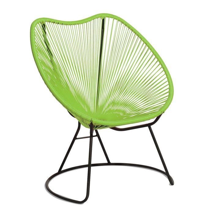 chaises icones du design Acapulco superestudio