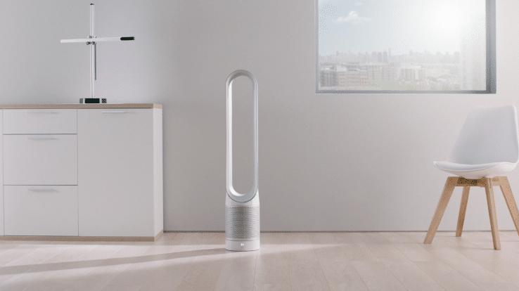 Pure Cool Link ventilateur connecte dépolluant Dyson