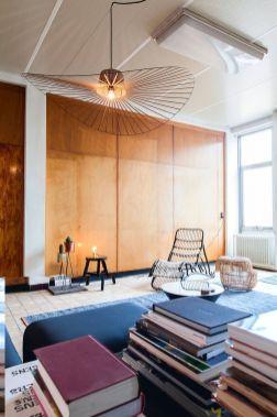 deco vintage industrielle penthouse Gand 3