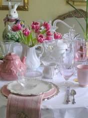 decoration de table pour Paques