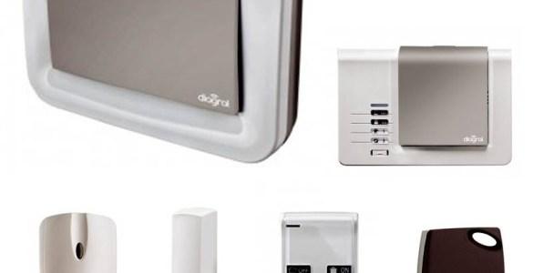 securite et decoration alarme de maison Diagral