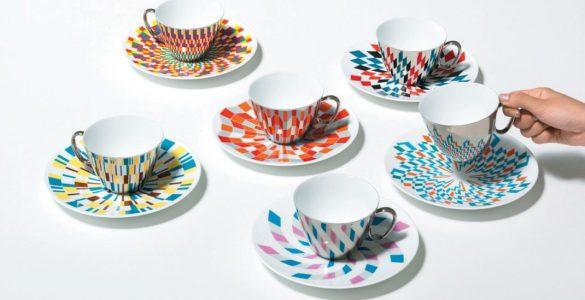 D-Bros tasses miroir Mirror Cups