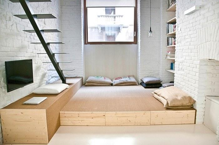 C'est R3 Architetti qui a réussi à transformer un ancien magasin