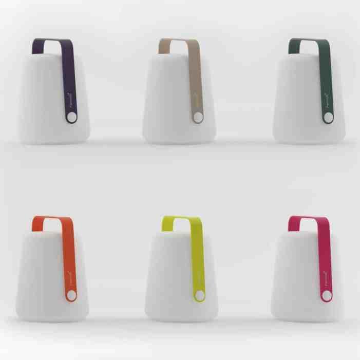 Lampes design :lampe sans fil Balad Tristan Lohner Fermob 1