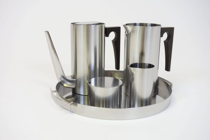 set de table Cylinda-Line arne Jacobsen