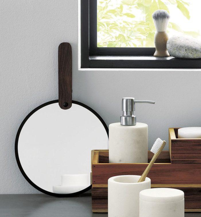 miroirs géométriques à poser
