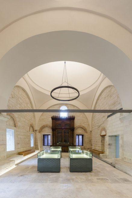 Rénovation bibliothèque publique Beyazit Istanbul 6