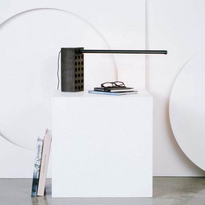 Lampes designs :Brick du designer Philippe Malouin