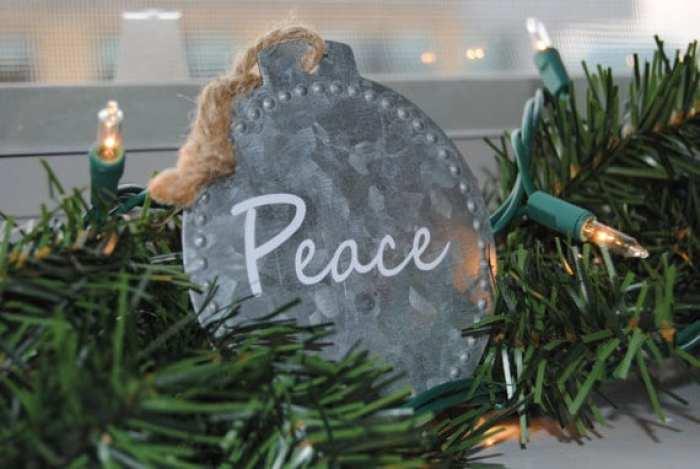 Créez votre déco de Noël à la main