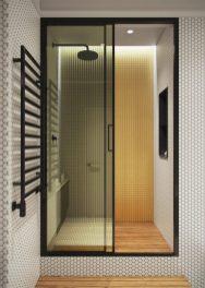 Honey White - Lumière et sophistication moderne dans un appartement de deux chambres 16