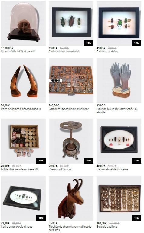 Avis selency une boutique mobilier et d coration d 39 occasion - Brocante lab ...