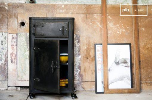Mobilier industriel les meubles de rangement armoire