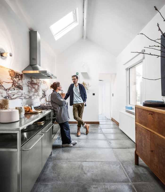 Rénover une ancienne maison en briques avec un budget serré