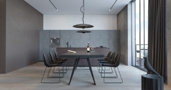 appartement moderne et minimaliste 3